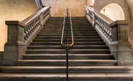 Escaliers à Versailles