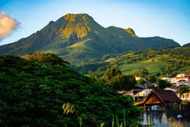 Montagne Pelé