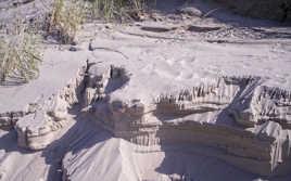 falaise de sable