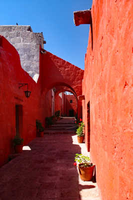 Balade à Arequipa