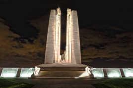 MONUMENT CANADIEN DE VIMY