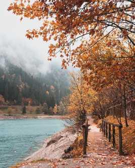 Au pied des Dolomites