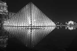 Le losange du Louvre