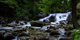 Paisible cascade
