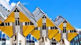 Petites maisons cubes