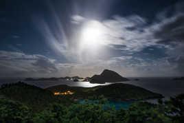 Nuit aux Saintes