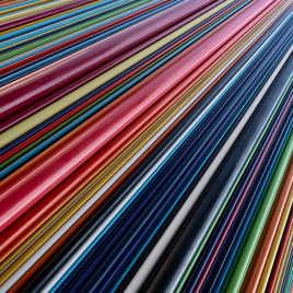 Obliques colorées