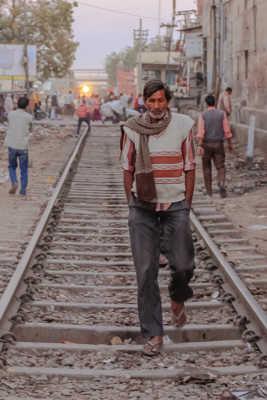 Sécurité ferroviaire indienne
