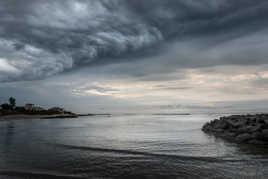 Front nuageux