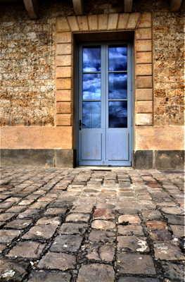 La porte la mieux fermée est celle de l'imaginaire