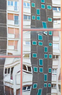 Les vitres molles