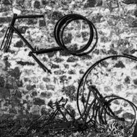 war bicycle