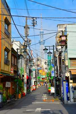 Tokyo 2 ambiances