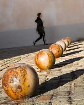 Les boules...