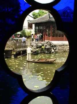Scene chinoise