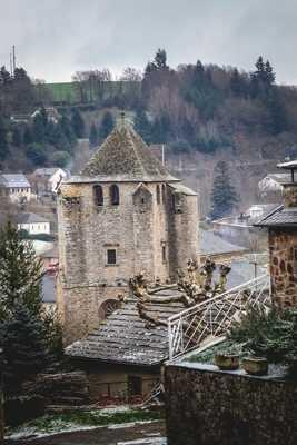 Eglise de mon village aveyronnais