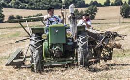 Le Joyeux Tracteur