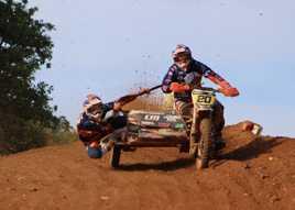 Championnat de France side-car cross