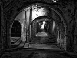 La rue obscure