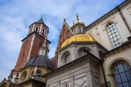 Wawel's castel