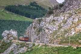 Le chemin de fer de la Rhune