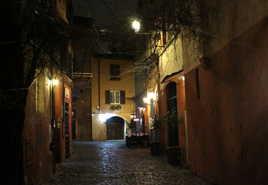 ruelle romaine