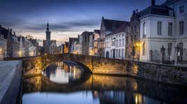 Promenade à Bruges
