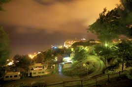 nuit sur fecamp
