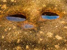 Dans les yeux de la pierre