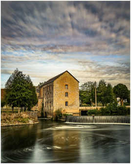 La Mayenne ..