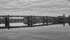 Pont St Pierre---Pont Neuf