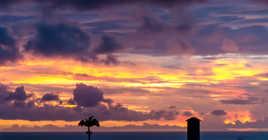 Soirée en Martinique