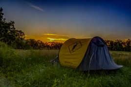 camping sauvage