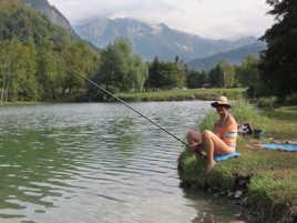 Vive la pêche