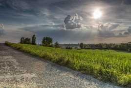 Promenade en Flandres