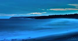 cap Frehel vu de la plage