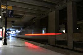 Train Fantome