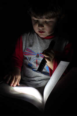 Lucas et son livre