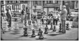 Scène de rue à Malo
