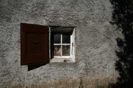 Derrière la fenêtre ...