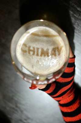 Chimay de la biére