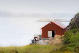 cabane en Norvège