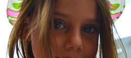 Dans le regard d 'un enfant