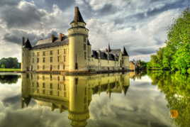 Chateau du plessis bourré