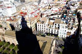 La Giralda de la Cathédrale de Séville