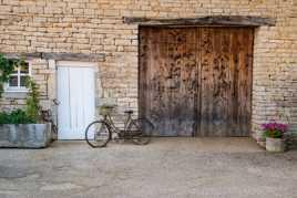Entre les portes : le vélo