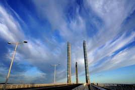 Les fusées de la Garonne