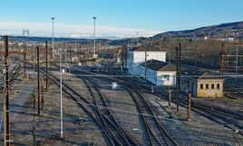 Gare de triage
