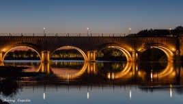 Pont canal à Digoin