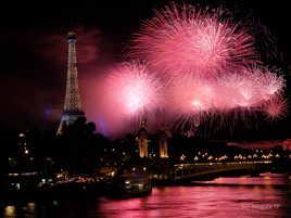Paris en feu